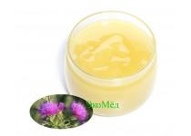 Мёд  расторопшевый