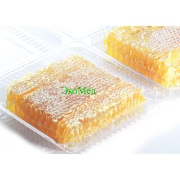 Мёд в сотах липовый
